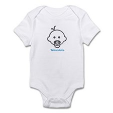 Yoga Transcendence - Infant Bodysuit (Blue)