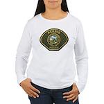 Perris Police Women's Long Sleeve T-Shirt