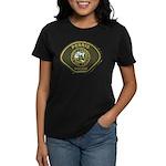 Perris Police Women's Dark T-Shirt