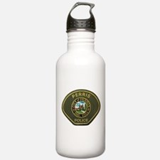 Perris Police Water Bottle