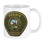 Perris Police Mug