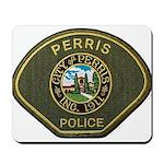 Perris Police Mousepad