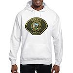Perris Police Hooded Sweatshirt