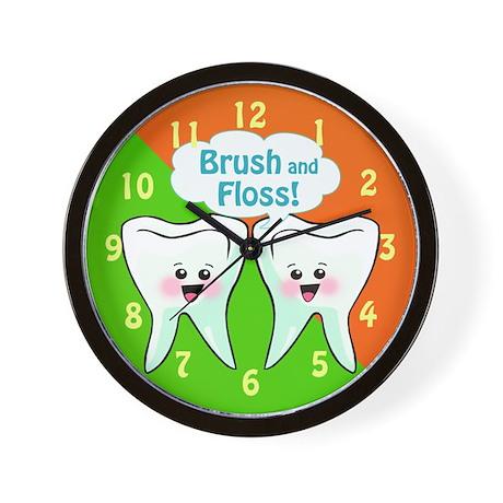 Funny Dentist Office Wall Clock