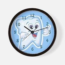 Cute Dentist Office Wall Clock
