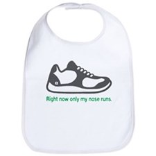 Running Nose - Bib (Green)