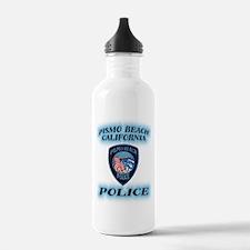 Pismo Beach Police Water Bottle