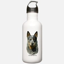 Australian Cattle Dog 9F061D-04 Water Bottle