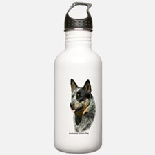 Australian Cattle Dog 9F061D-05 Sports Water Bottle