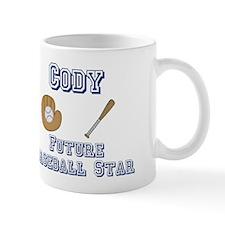 Cody - Future Baseball Star Mug