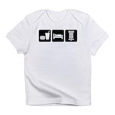 Eat Sleep Drag Infant T-Shirt
