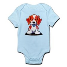 Welsh Springer Spaniel Infant Bodysuit