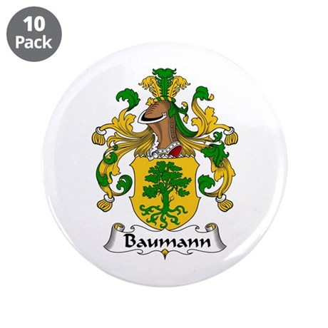 "Baumann 3.5"" Button (10 pack)"