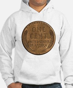 Lincoln Wheat Reverse Hoodie