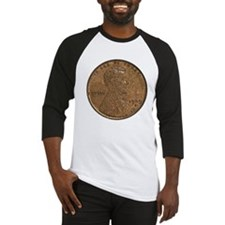 Lincoln Wheat Double-Sided Baseball Jersey