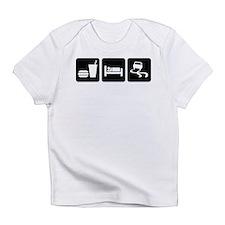 Eat Sleep Drift Infant T-Shirt
