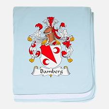Bamberg baby blanket