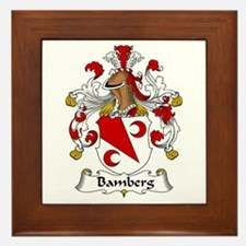 Bamberg Framed Tile