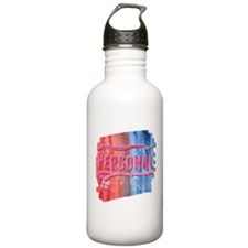 BreastCancer IWillWin Thermos Can Cooler