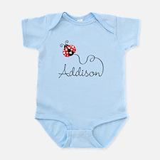 Ladybug Addison Onesie