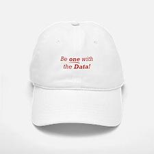 One / Data Baseball Baseball Cap