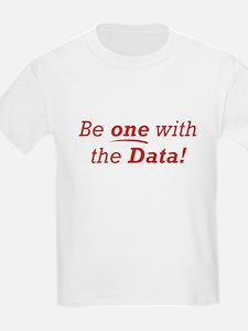 One / Data T-Shirt