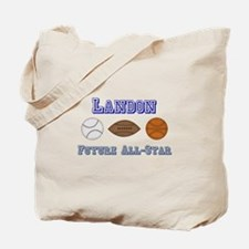 Landon - Future All-Star Tote Bag