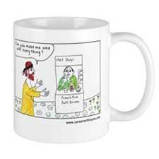 "9 Harmonizer ""One With Everything"" Mug"