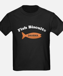 Dharma Fish Biscuits T