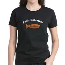 Dharma Fish Biscuits Tee