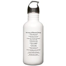 Laws of P.T. Water Bottle