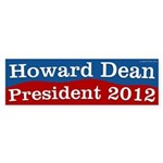 Howard Dean for President 2012