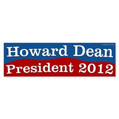 Howard Dean for President 2012