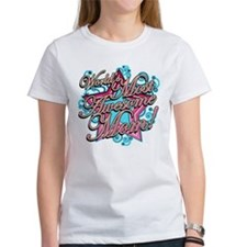 Worlds Most Awesome Mom Tee