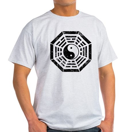 Yin Yang Dharma Light T-Shirt