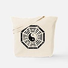 Yin Yang Dharma Tote Bag