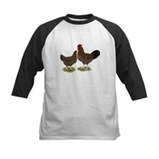 Speckled Sussex Chickens Tee
