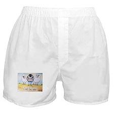 Just be Ewe Boxer Shorts