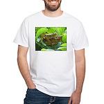 Go Green!!! White T-Shirt