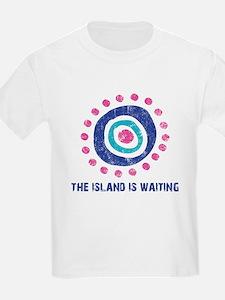 Island Is Waiting T-Shirt