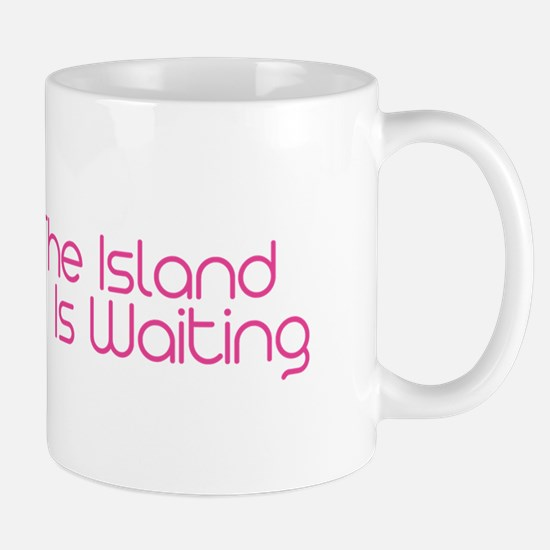 Island Is Waiting Mug