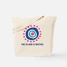 Island Is Waiting Tote Bag