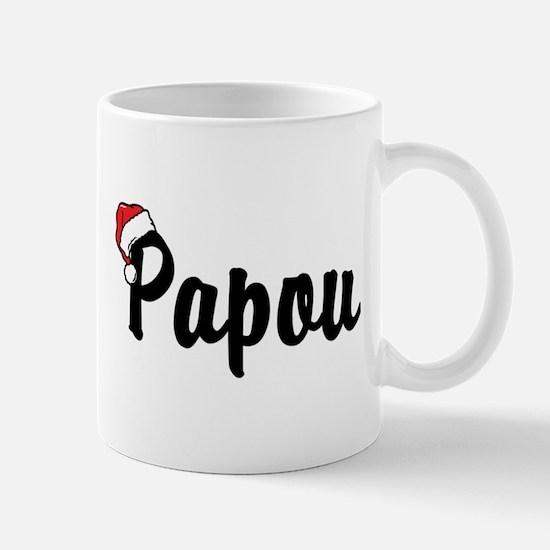 Papou Christmas Mug