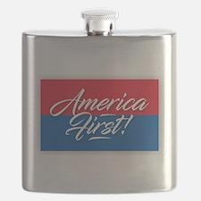 America First Flask