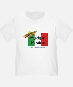 Made in Mexico T
