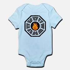 Dharma Flame Infant Bodysuit