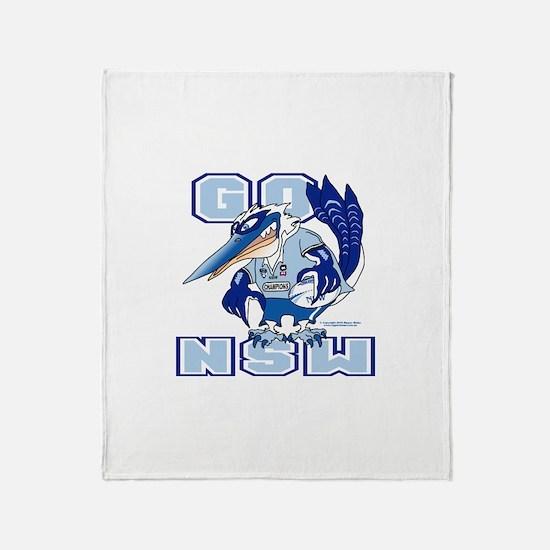 NSW Throw Blanket