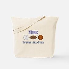 Nick - Future All-Star Tote Bag