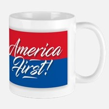 America First Mugs