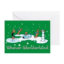 Wiener Wonderland 2010 Greeting Cards (Pk of 20)